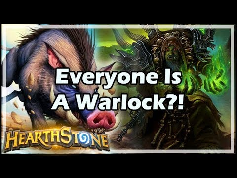 Everyone Is A Warlock?! - Boomsday / Hearthstone