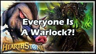 Everyone Is A Warlock?! - Boomsday / Hearthstone