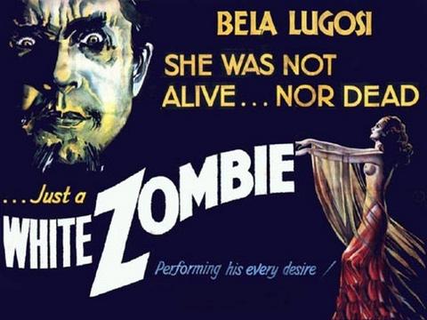 Белый зомби. Старый фильм ужасов смотреть онлайн. Фильм о вуду.