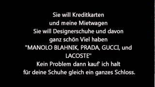 Cro - Einmal um die Welt Lyrics ♥