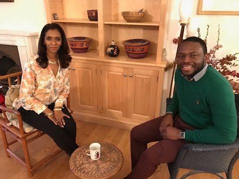Zeinab Badawi   Interview by Akitoye Ogboye on The History of Africa