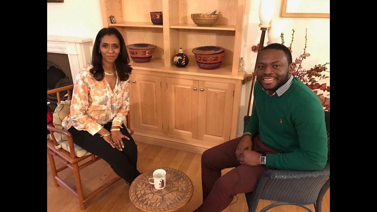 Zeinab Badawi | Interview by Akitoye Ogboye on The History of Africa
