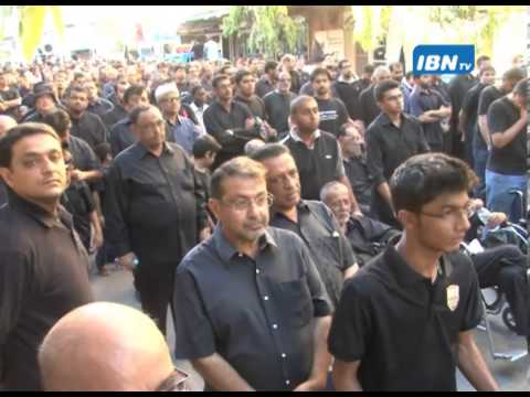 Ashura - Procession - Dar-es-Salaam - 1434