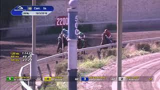 Vidéo de la course PMU PREMIO ALBERTO BENAVENTE BENAVENTE
