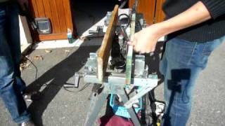 Démarrage moteur mobylette 51