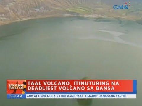 UB: Taal Volcano,
