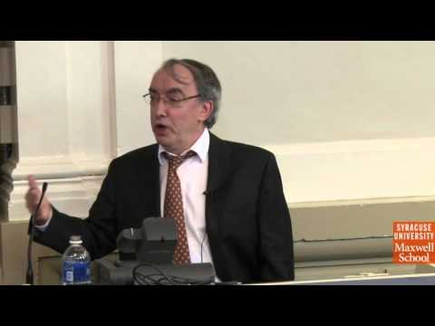 State of Democracy Lecture: Larry Bartels and Chris Achen