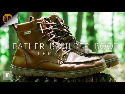 Lems Leather Boulder