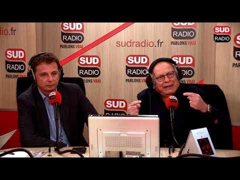 Bercoff et Didier Maïsto: débat autour du droit d'informer dans les manifs