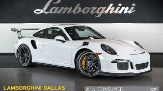 2016 Porsche 911 GT3 RS Gloss White LC373