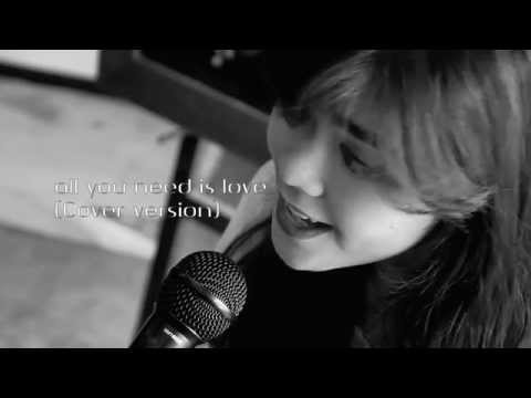 Sivia_All You Need Is Love (Cover Version)