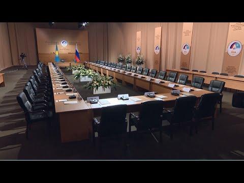 LIVE: Putin participates in XII Russia-Kazakhstan Cooperation Forum in Sochi