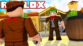 Soy un CAZADOR DE RECOMPENSAS en ROBLOX BOUNTY HUNT