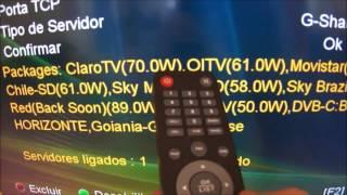 Configurando WIFI no azamerica s1005