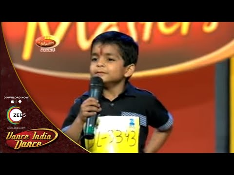 DID L'il Masters Season 3 - Akshay Maurya Performance