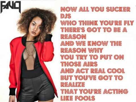 Little Mix - Word Up (Audio) lyrics