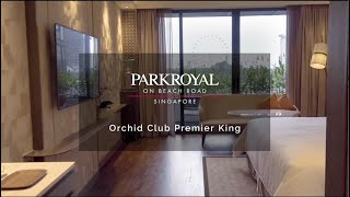 PARKROYAL on Beach Road, Singapore - Guest Room (O...