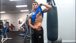 Day In The Life Of A Teen Fitness Model