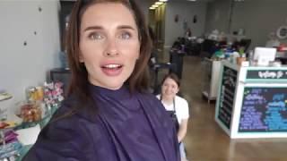 работа в США / Женский парикмахер / Как работать парикмахером