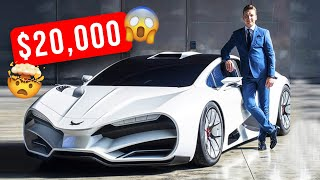 10 Insanely CHEAP SUPERCARS That You Can Own
