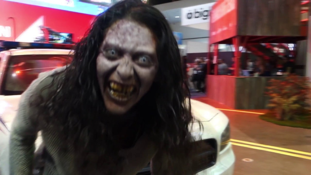 Overkill's The Walking Dead - E3 Day 1 Reactions