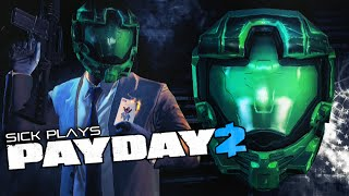 PAYDAY 2 Master Chief Mask | Infamy Update | Thespian Mask Pack | Cappuccino | Xbox 360