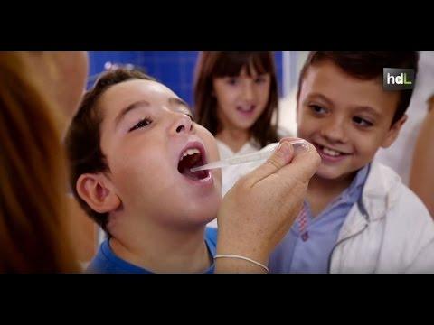 HDL Nutrición saludable con un taller para pequeños detectives de alimentos