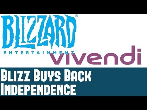 Blizzard News - Activision Blizzard Buys Independence From Vivendi For $5.83 Billion / 429 M Shares
