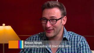 The right model of leadership | Simon Sinek | WOBI