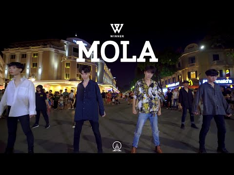 [KPOP IN PUBLIC] Mola-WINNER DANCE COVER BY I.L.C |커버댄스|