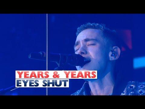 Years And Years - 'Eyes Shut' (Jingle Bell Ball 2015)