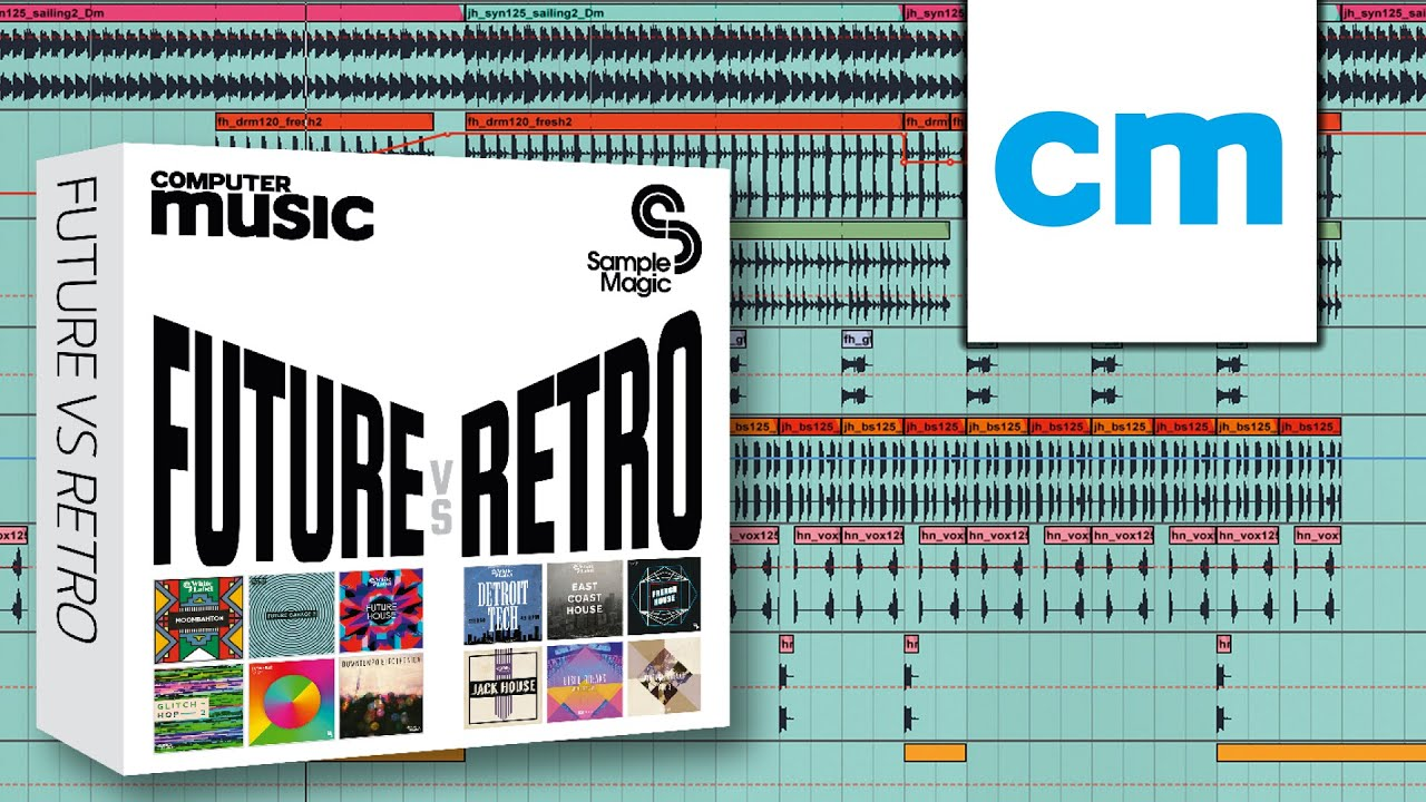FREE 2GB SAMPLE PACK: Sample Magic - Future vs Retro CM - YouTube