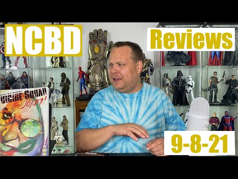 New COMIC BOOK Reviews 9/8/21 // Daredevil #34 // Batman #112 // The Nice House #4 // Not All Robots