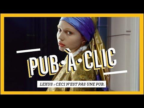 PUB•À•CLIC - Lexus NX : Ceci n'est pas une pub.