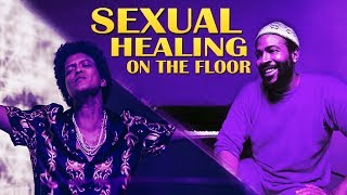 Bruno Mars Vs. Marvin Gaye - Sexual Healing On The Floor (Mashup)