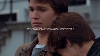 Halsey - Without Me (Türkçe Çeviri) (Aynı yıldızın altında)