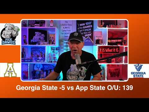 Georgia State vs Appalachian State 3/8/21 Free College Basketball Pick and Prediction CBB Betting