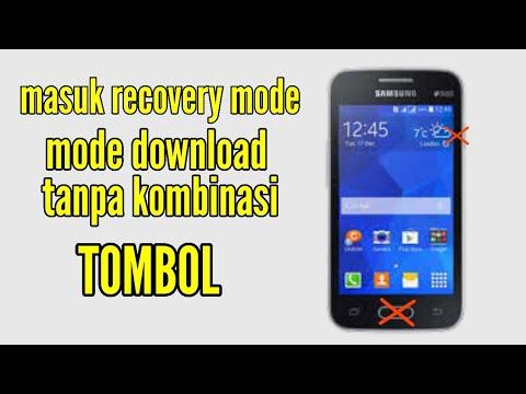 Cara Masuk Download Mode Samsung Galaxy A11 SM-A115F.