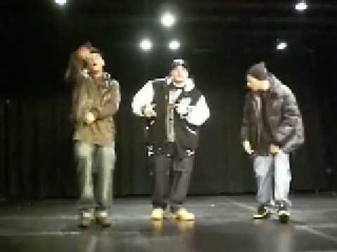 A.Q. BOYS @ THE PRODUCERS CLUB THEATERS.. PART 2