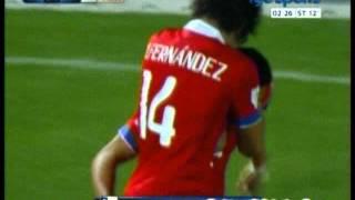 Chile 2 Brasil 0 (Tyc Sports)  Eliminatorias Rusia 2018 Los goles