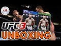 EA Sports UFC 3 (PS4/Xbox One) Unboxing !!
