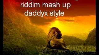 sitting and watching riddim daddyx style  . 2013