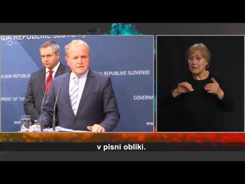 54. redna seja Vlade Republike Slovenije