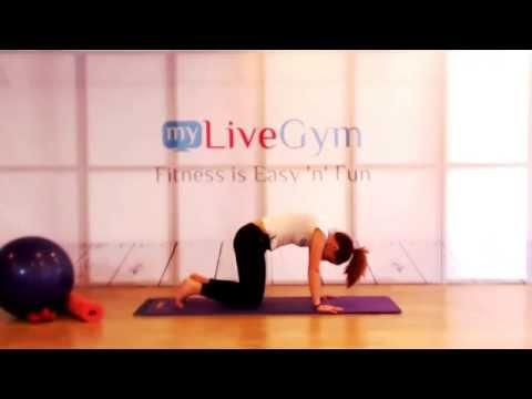 Pilates στο σπίτι σου Μπες στο MyGymgr