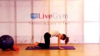 Baixar Pilates στο σπίτι σου! Μπες στο MyLiveGym.gr