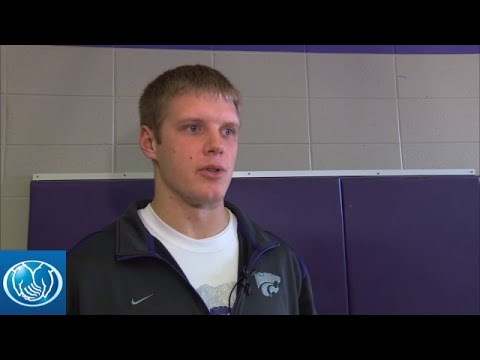 Collin Klein - Allstate AFCA Good Works Team 2012