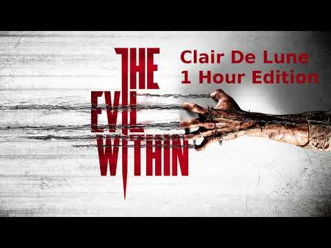 Clair De Lune 1 Hour (The Evil Within Version)