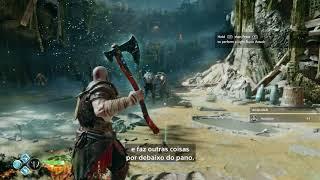 God of War - Estratégias Avançadas de Combate | PS4