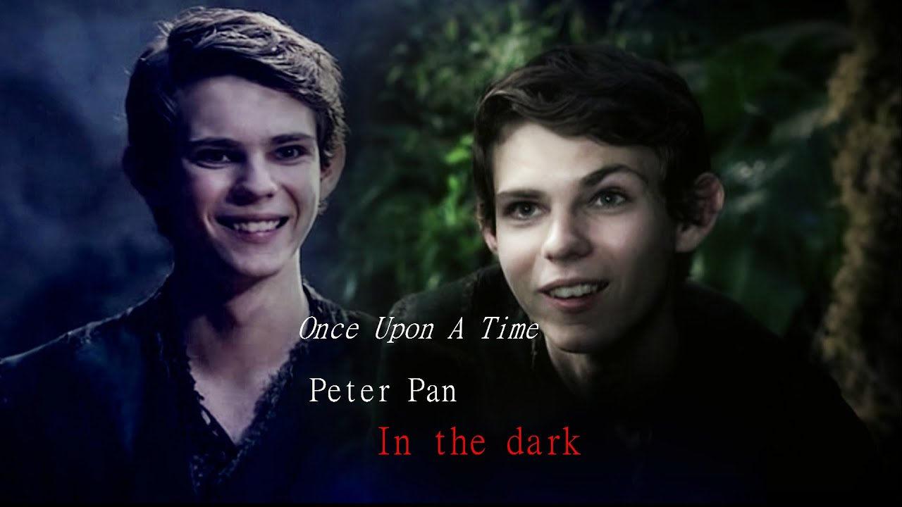 Peter Pan || Once Upon A Time - YouTube