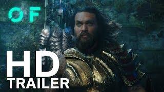 'Aquaman', tráiler subtitulado en español de la película de DC dirigida por James Wan